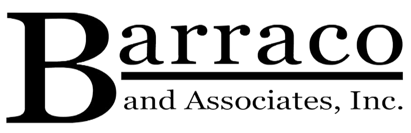 Hole Sponsors - Barraco & Associates - Logo