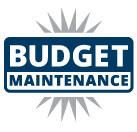 Budget Maintenance