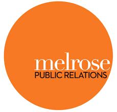 Title Sponsors  - Melrose PR  - Logo