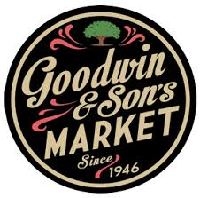 Bronze Sponsor - Goodwin & Sons Market - Logo