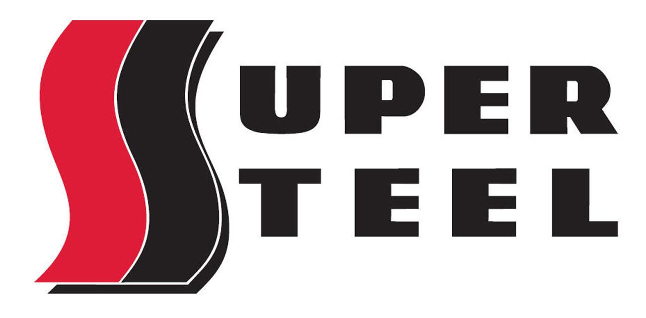 Bronze - Super Steel - Logo