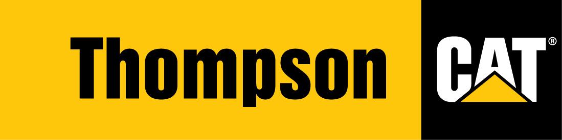 Silver - Thompson Tractor - Logo