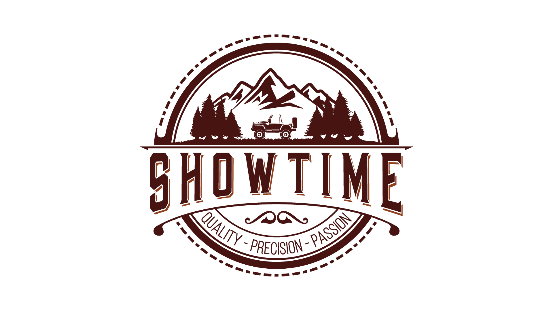 Bronze Sponsor - Showtime Custom Coaches - Logo