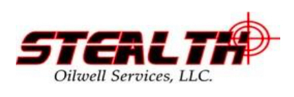 Honor Sponsors - Stealth Oil Services, LLC - Logo