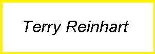 Terry Reinhart