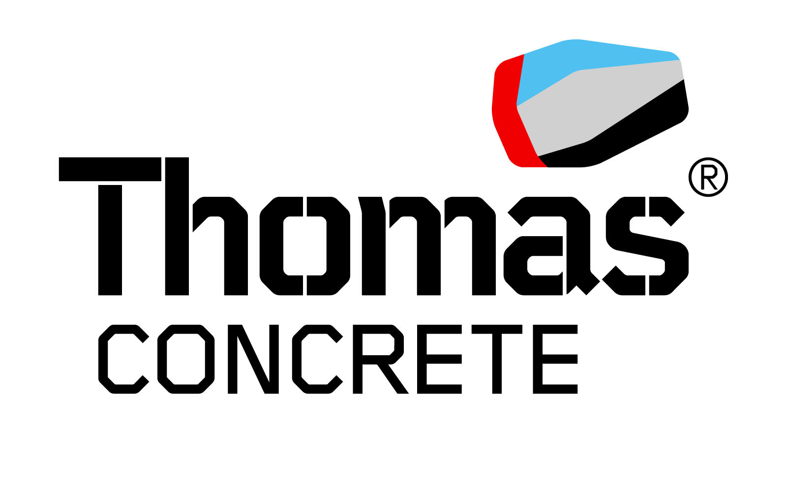 Exclusive Hole Sponsors - Thomas Concrete - Logo