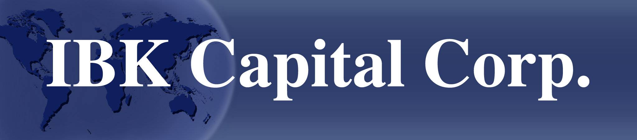 IBK Capital Corporation