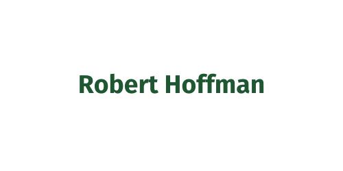 On Course Hospitality Sponsor ($500) - Robert Hoffman - Logo