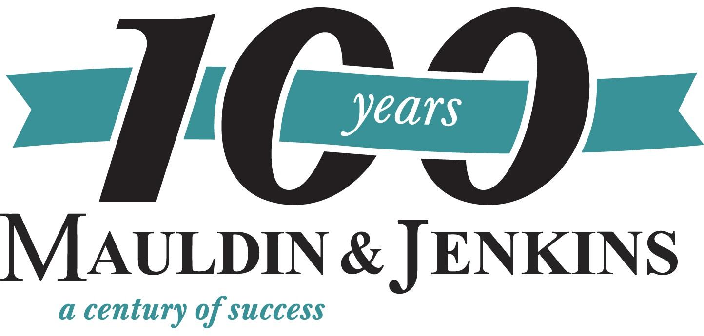 Hole Sponsors - Mauldin & Jenkins - Logo