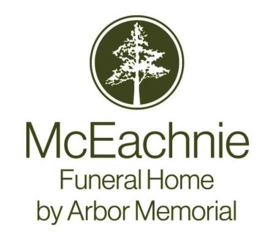 Platinum - McEcachnie's Funeral Home - Logo