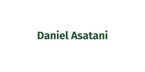 Tee Sponsor ($250) - Daniel Asatani - Logo