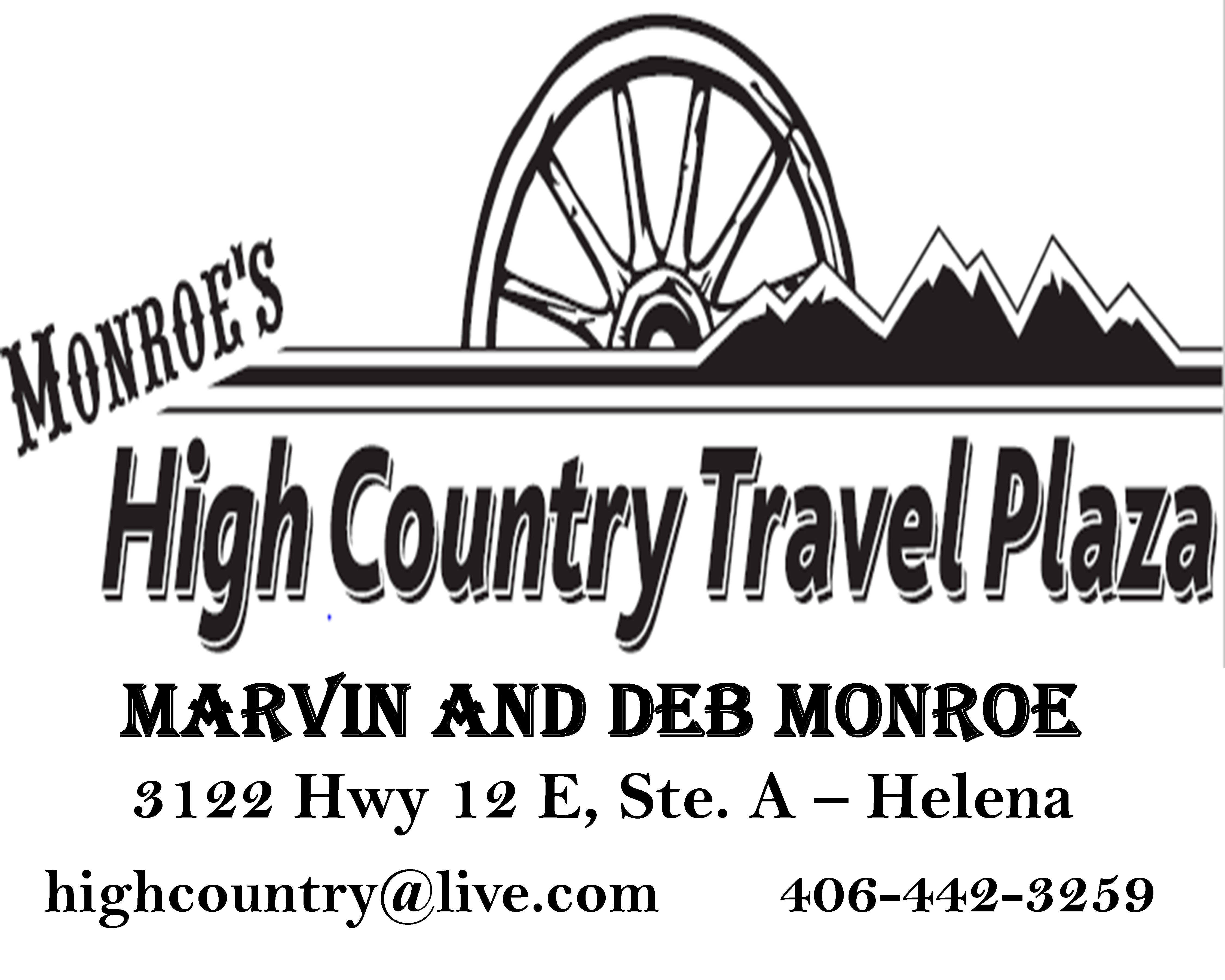 MONROE'S HIGH COUNTRY TRAVEL PLAZA