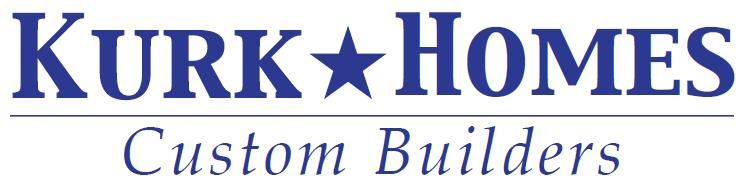 Driving Range Sponsor - Kurk Homes - Logo