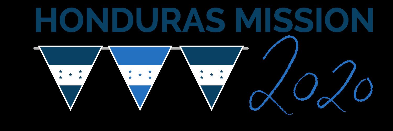 Honduras Mission 2020