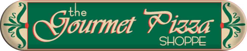 Auction/Raffle Prize Donors - The Gourmet Pizza Shoppe - Logo