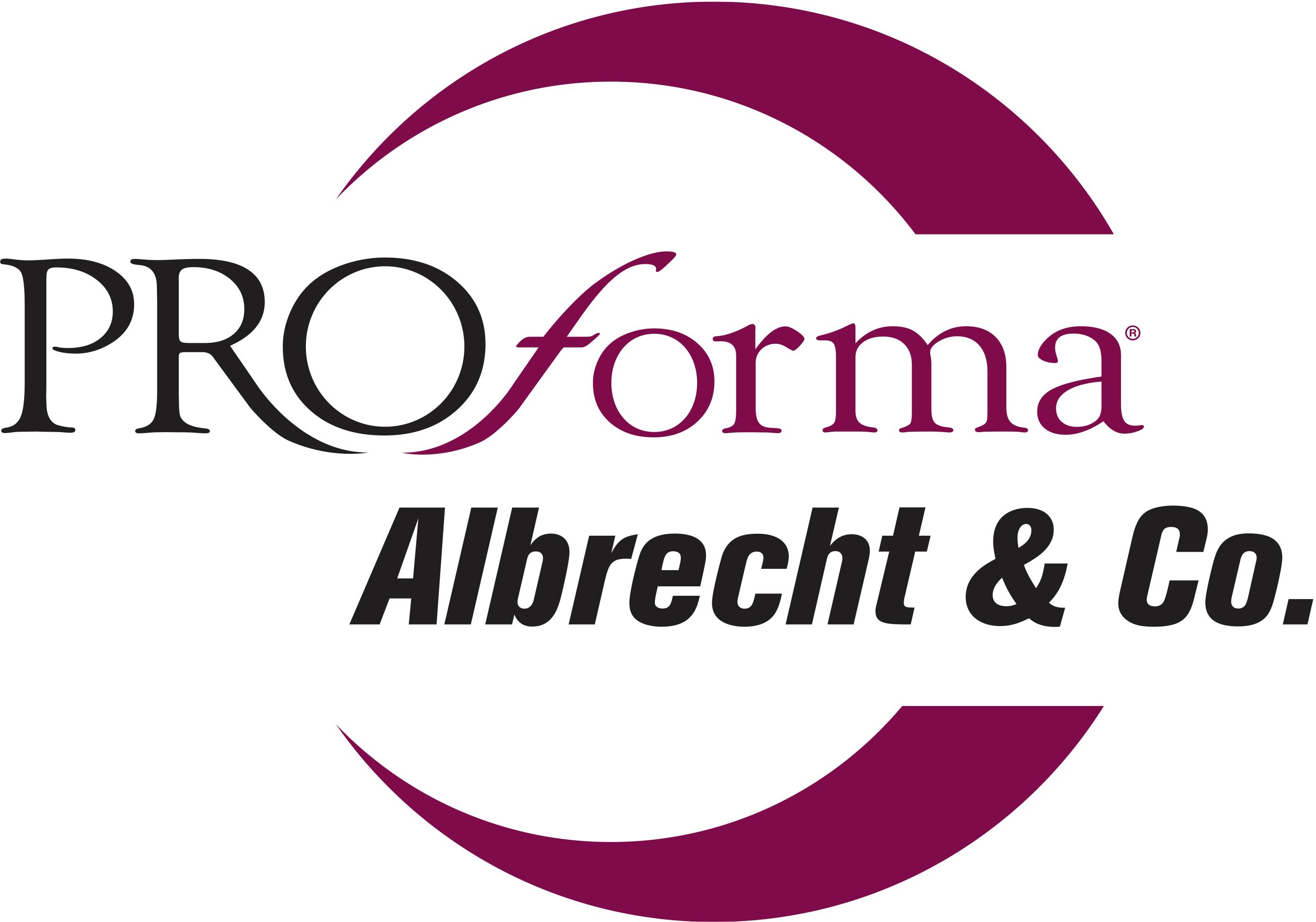Proforma Albrecht Co.