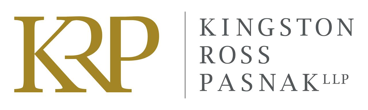 Partner Sponsor - KRP -  (KINGSTON ROSS PASSNAK) - Logo