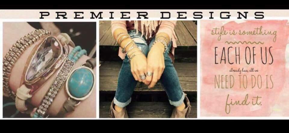 Event Partner - Premier Designs Jewelry - Logo
