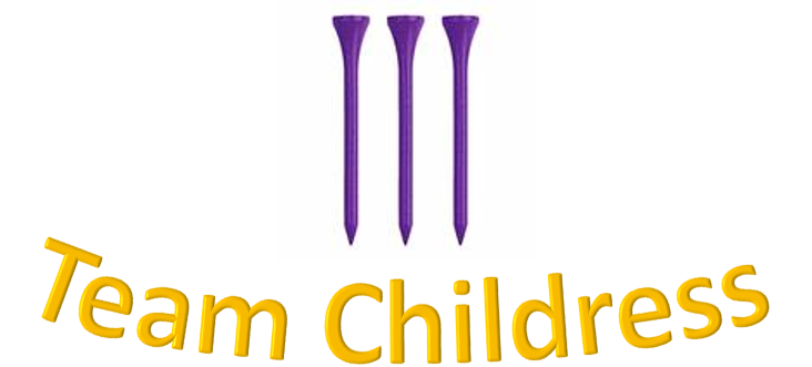 Gold Sponsor - Team Childress - Logo
