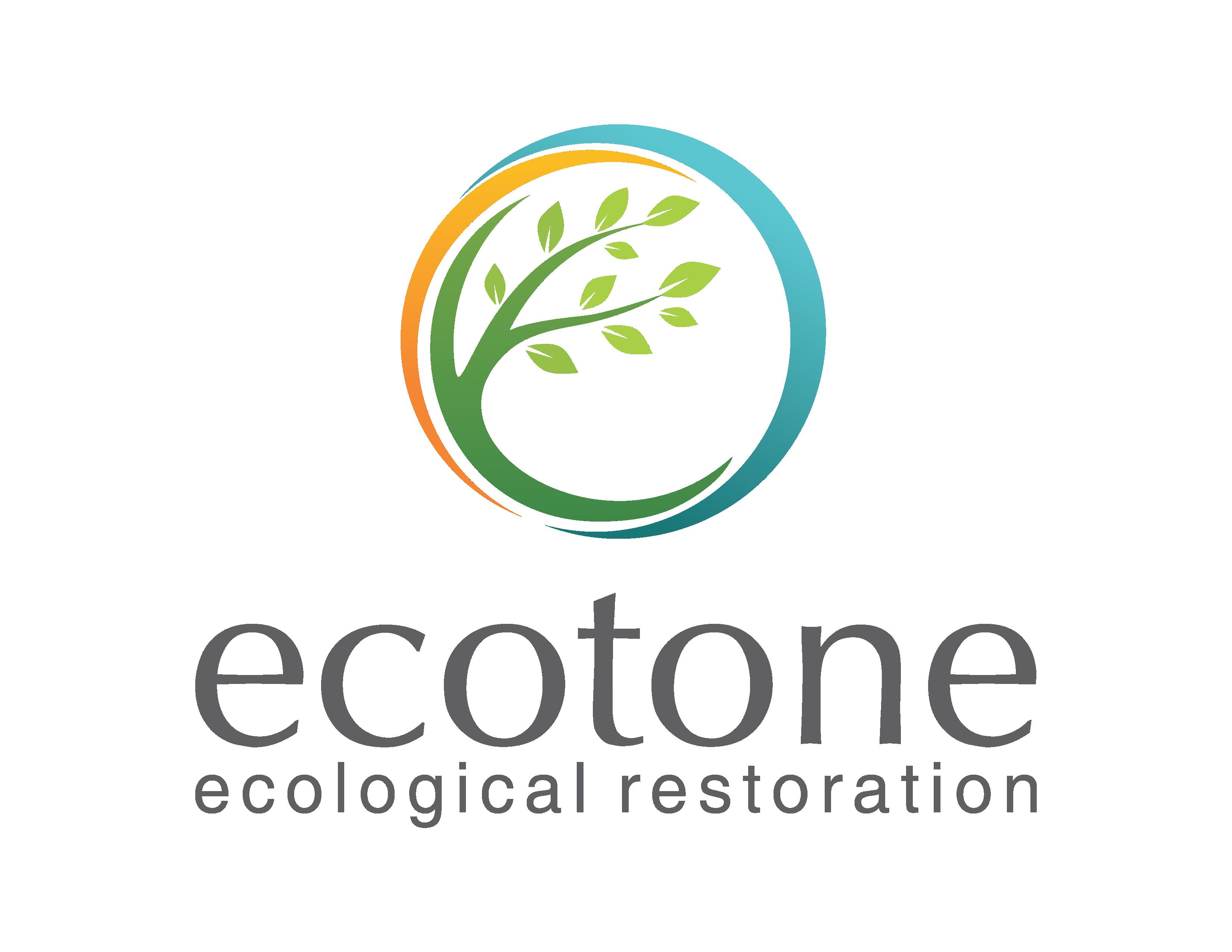 Golf Cart Sponsor - Ecotone - Logo