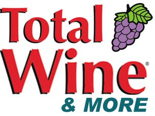 OUR SPONSORS & CONTRIBUTORS - Total Wine - Logo