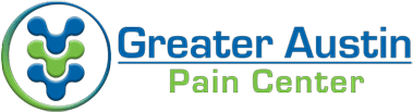 7th Hole Sponsor - Greater Austin Pain Center - Logo