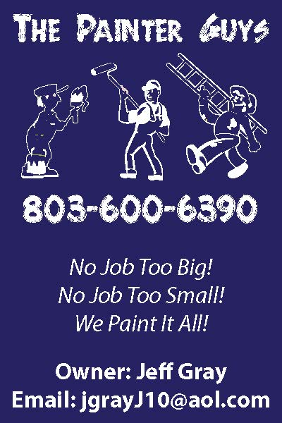 Hole Sponsor - The Painter Guys - Logo