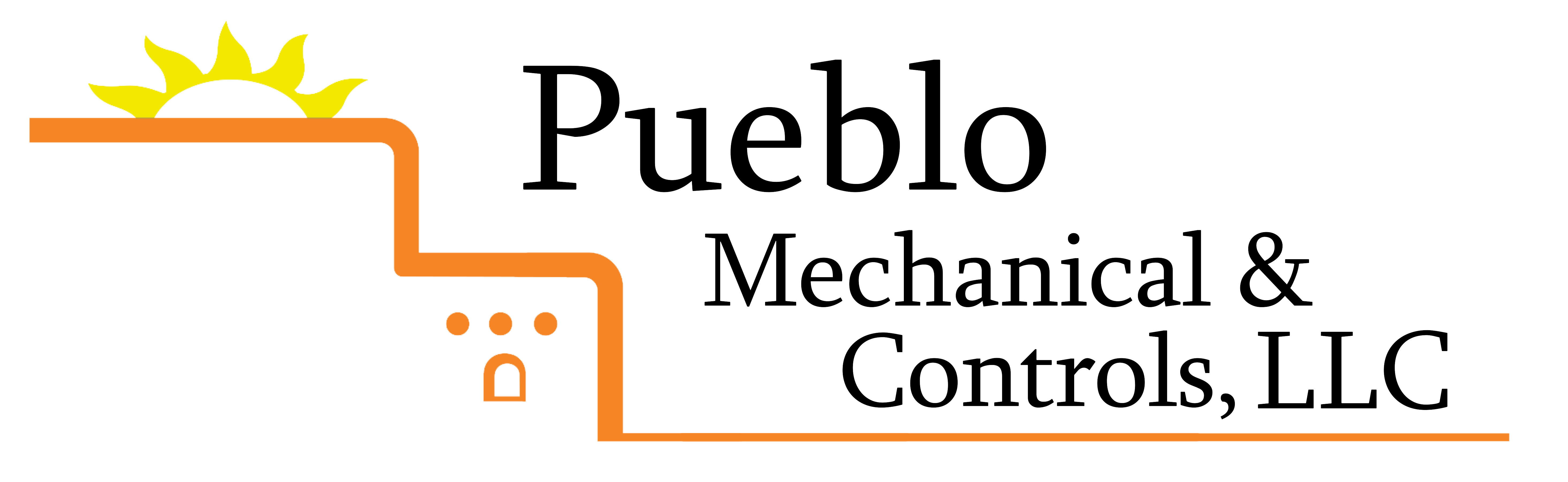 Brian May Sponsor - $5,000 - Pueblo Mechanical & Controls - Logo