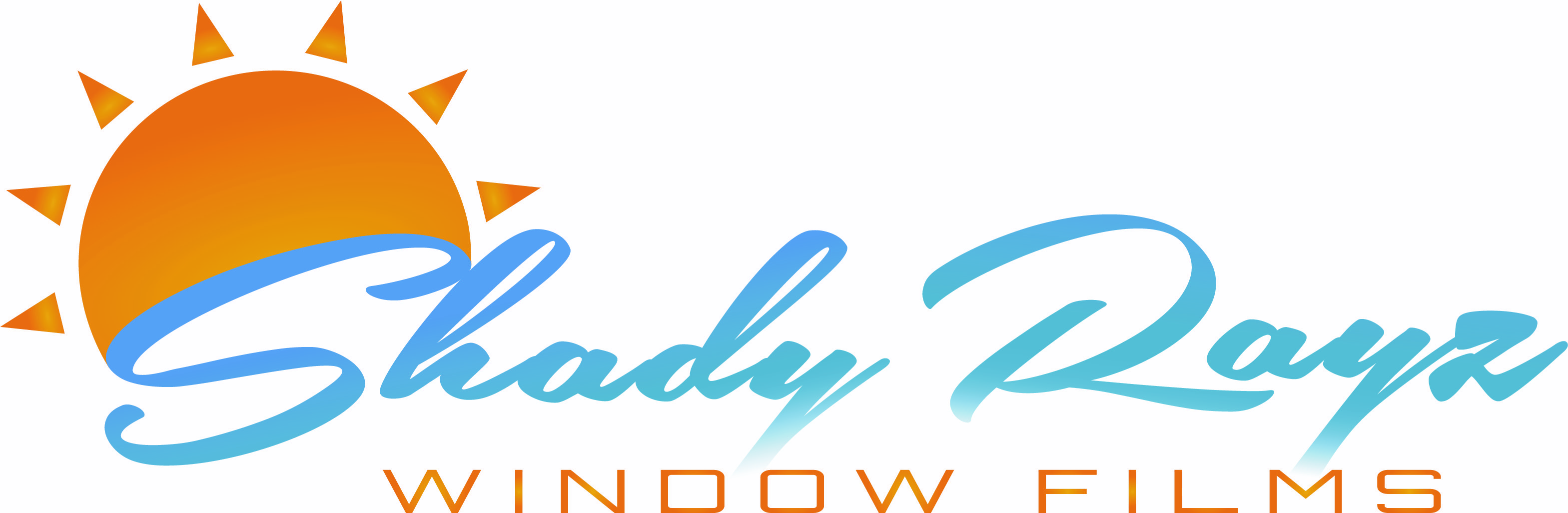 Hole Sponsor - Shady  Rayz Window Tinting - Logo