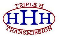 Tee Box #1 Sponsor - HHH Transmissions - Logo