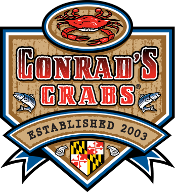 Raffle Prize Sponsors - Conrad's Crabs - Logo
