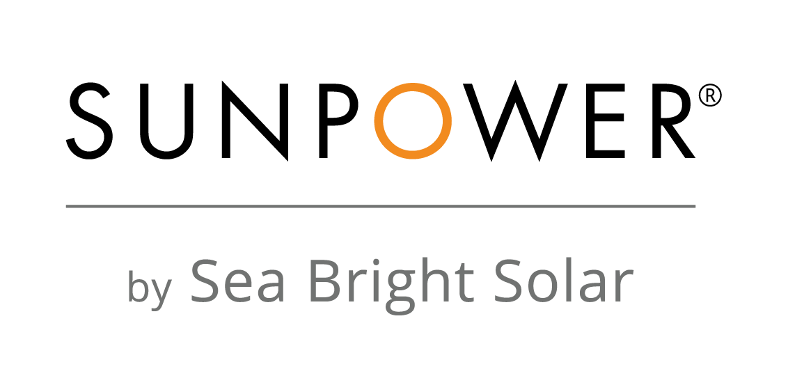 Dinner Sponsor  - Sea Bright Solar - Logo