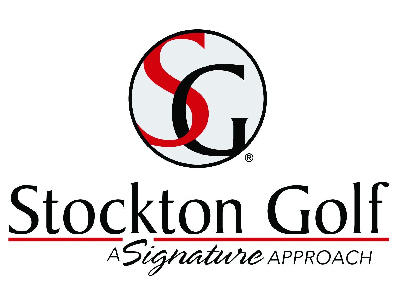 Tabletop Sponsor - Stockton Golf Enterprises - Logo