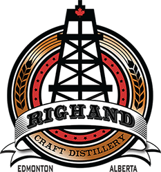 Friends of Rotary - Righand Craft Distillery - Logo