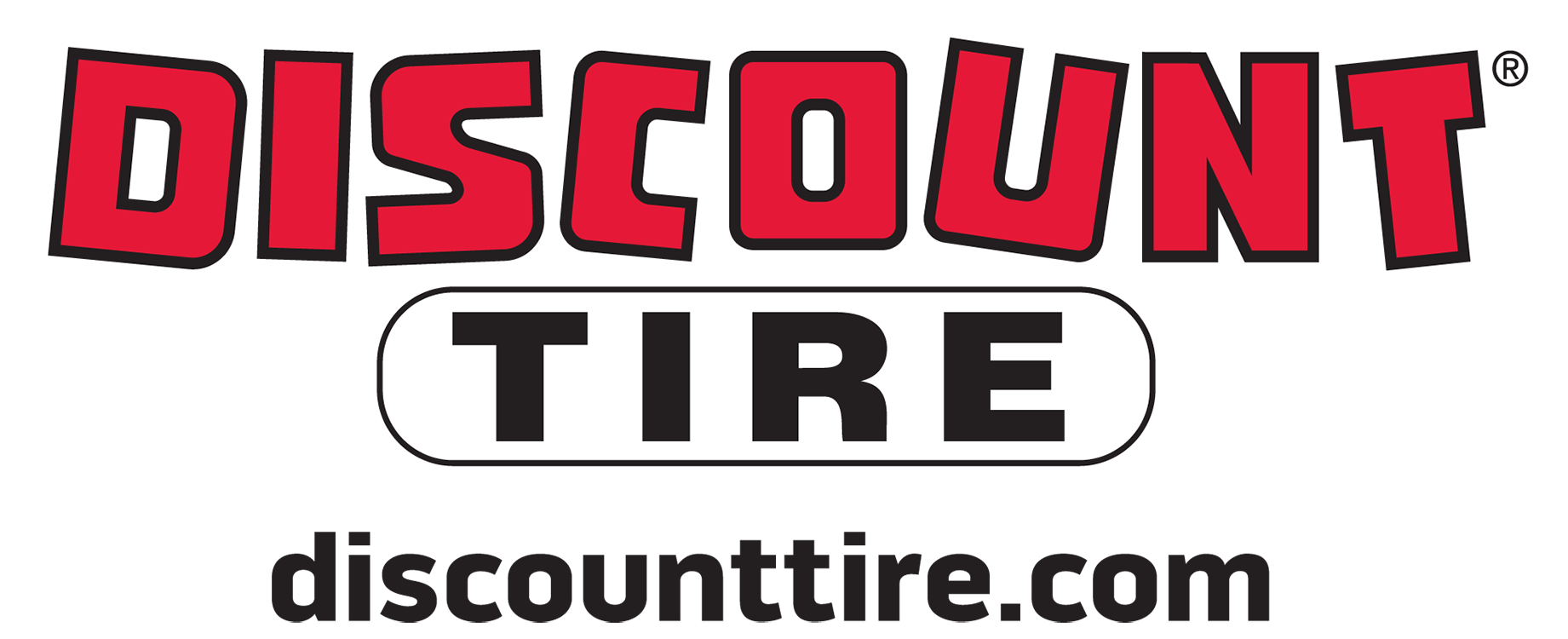 OUR SPONSORS & CONTRIBUTORS - Discount Tire - Logo