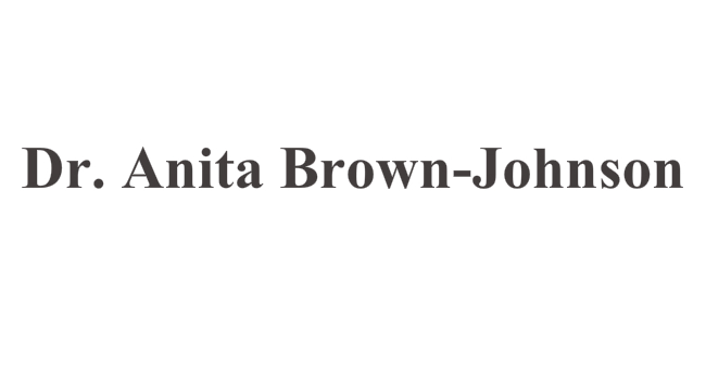 Silver Sponsor - Anita Brown-Johnson - Logo