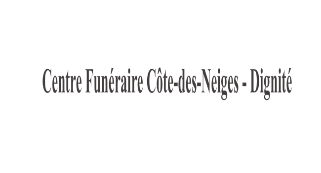 Hole Sponsor  - CDN Funeral - Logo