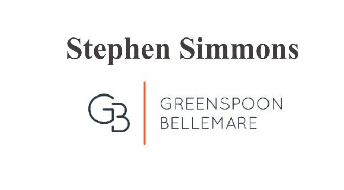 Co-Breakfast Sponsor  - Stephen Simmons - Logo
