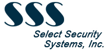 Mark Knopfler Sponsor - $1,500 - Select Security Systems, Inc. - Logo