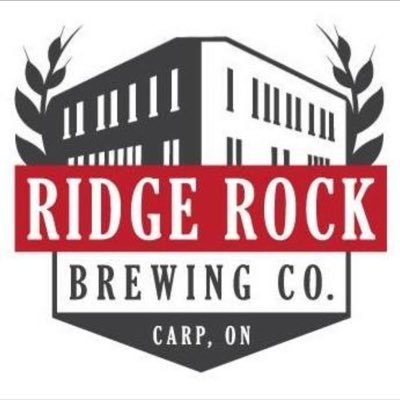 Feature Sponsors - Ridge Rock Brewing Company - Logo