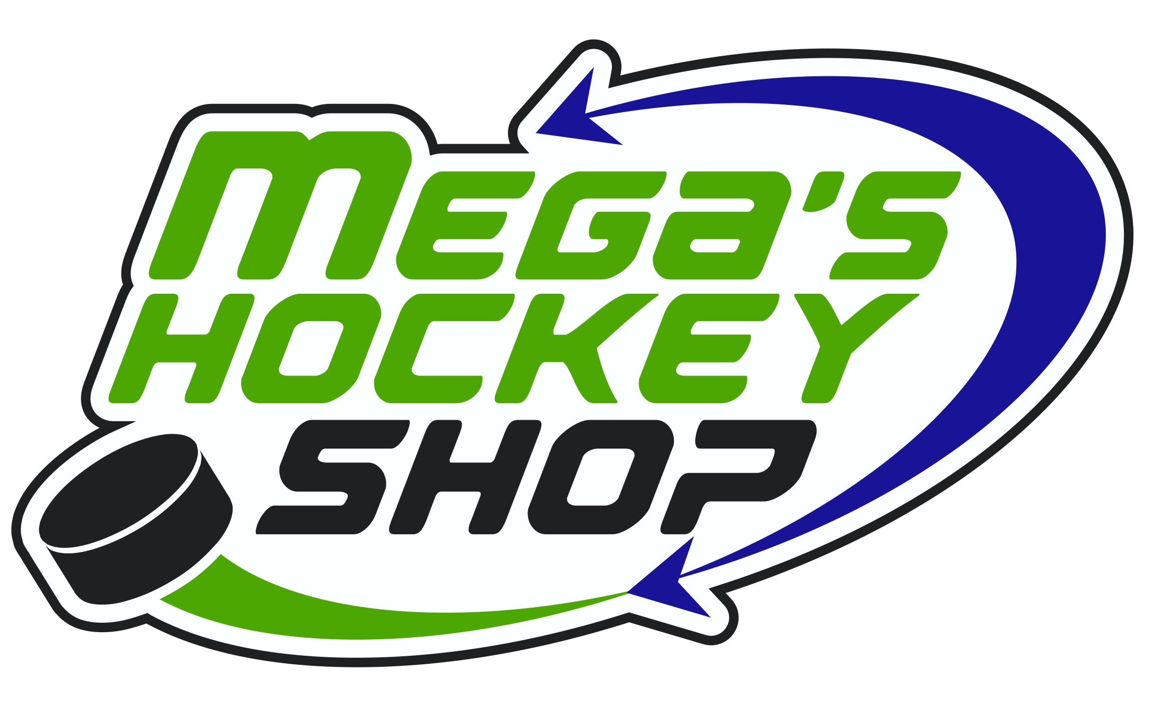 Event Sponsors - Mega's Hockey Shop - Logo