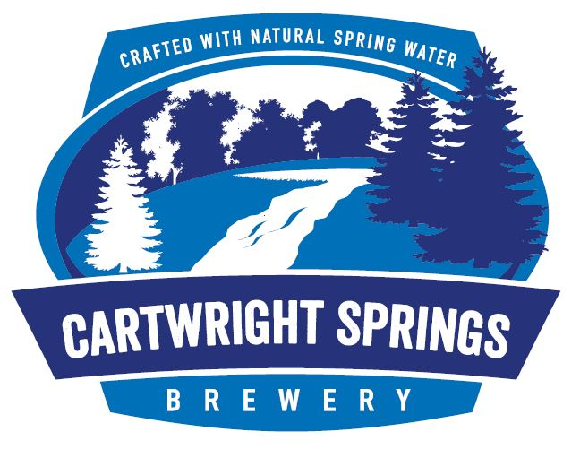 Feature Sponsors - Cartwright Springs Brewing Company - Logo