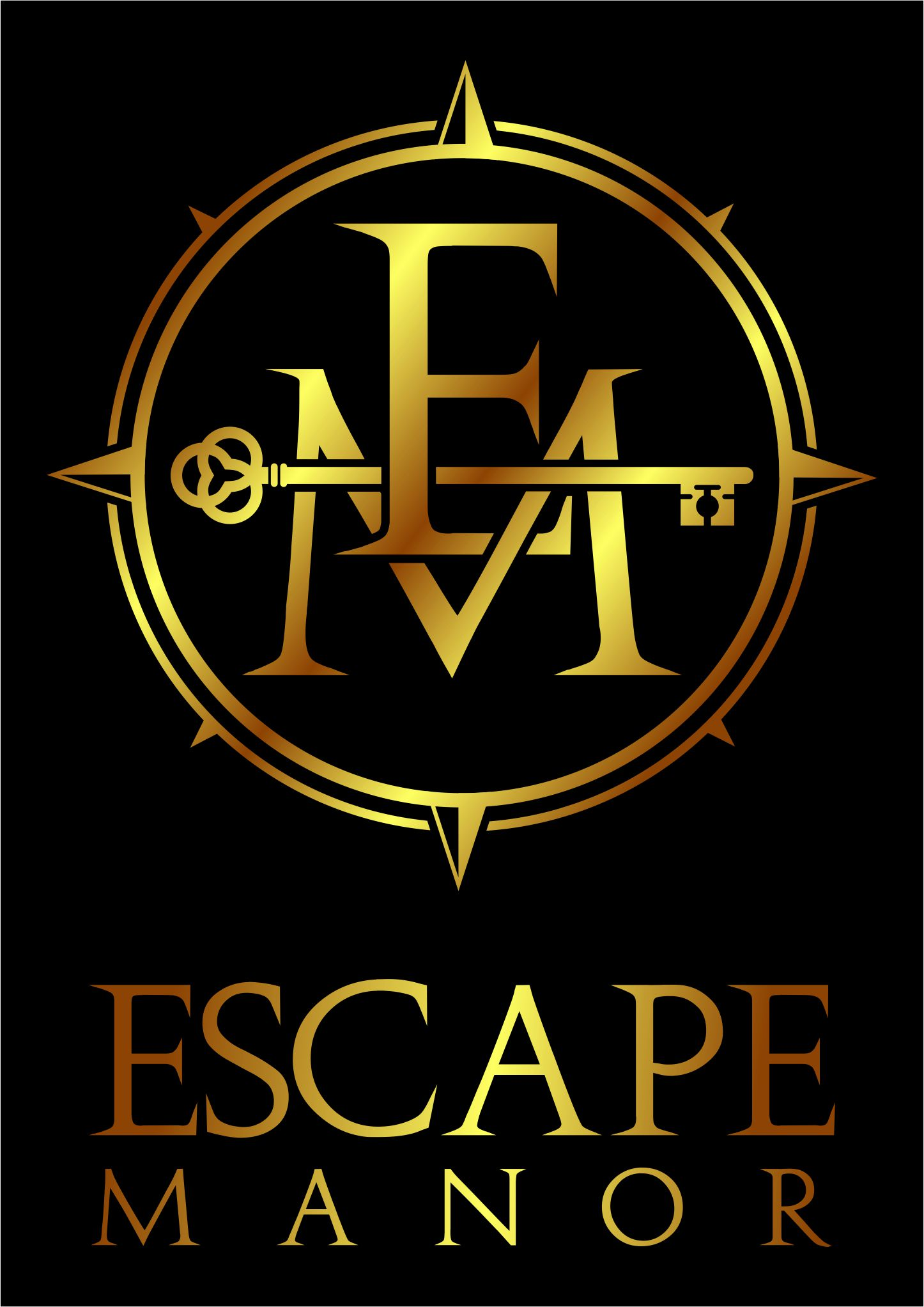 Prize Sponsors & Supporters - Escape Manor - Ottawa - Logo