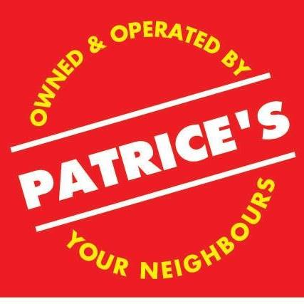 Prize Sponsors & Supporters - Patrice's Independent Grocer - Logo