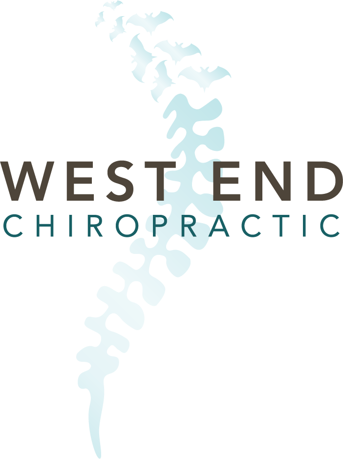 13th Hole Sponsor - West End Chiropractic - Logo
