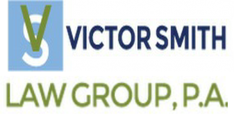 Bronze (Hole) Sponsor - Victor Smith Law Group PA - Logo