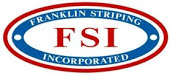 Brian May Sponsor - $5,000 - Franklin Striping - Logo