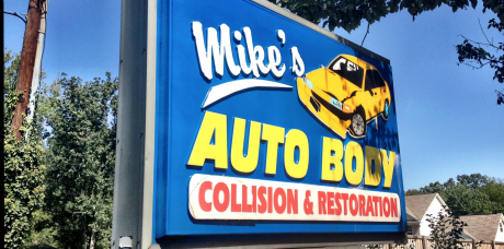 Mike's Auto Body Collision & Restoration