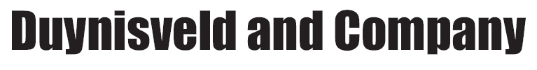 Prior Year Sponsors - Duynisveld & Co - Logo