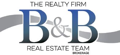 Prior Year Sponsors - B&B Real Estate - Logo